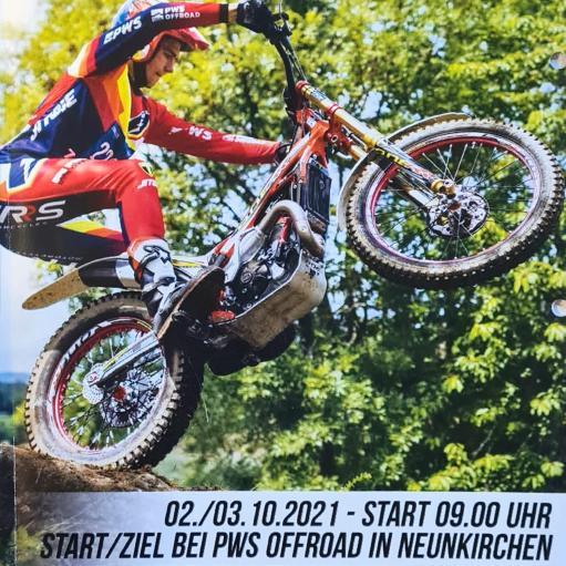 Deutsche Trial Meisterschaft am 2 / 3.10.2021 bei der PWS Offroad !
