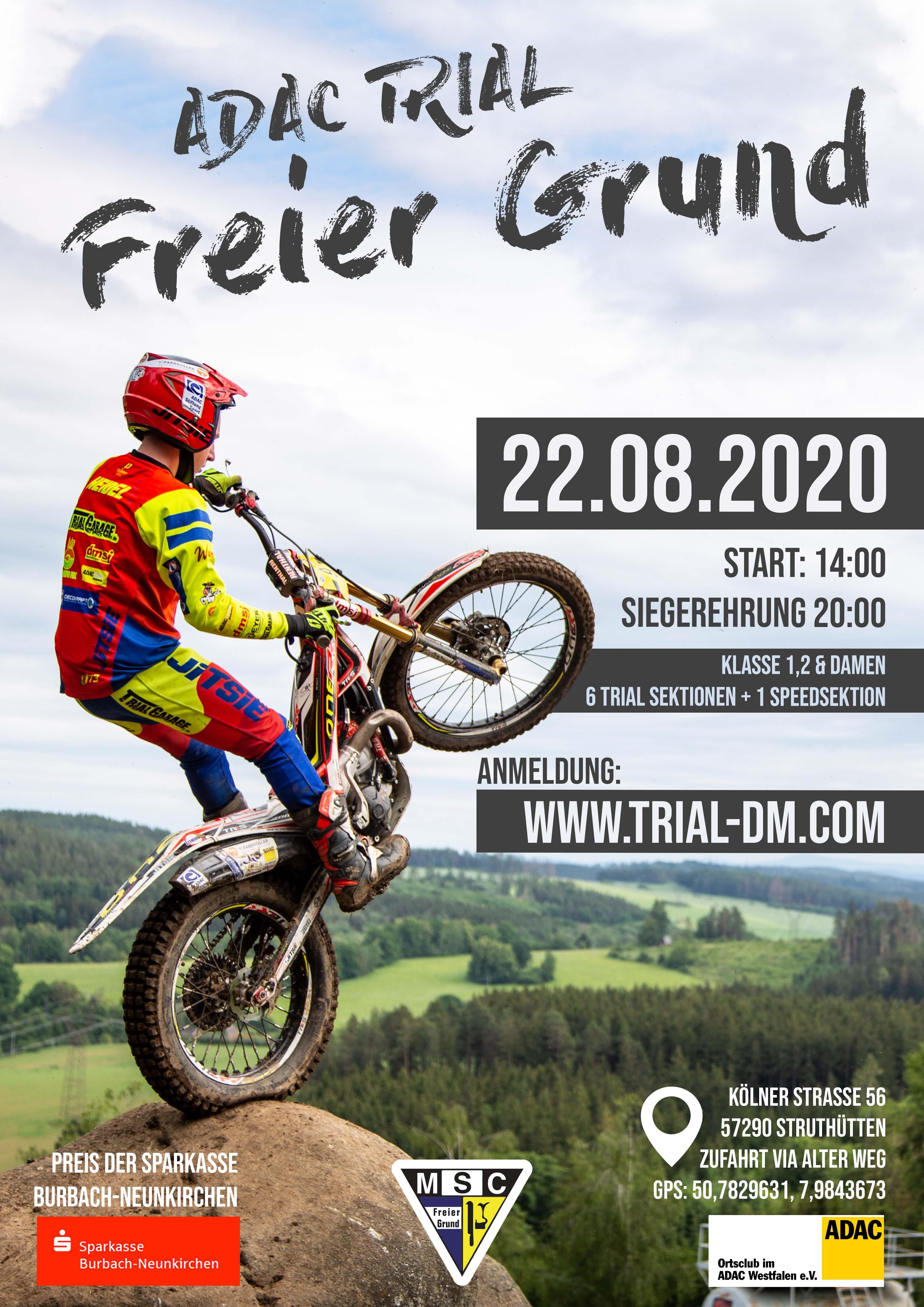Trial Veranstaltung