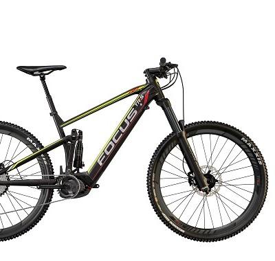 TRRS E-Bike 2020