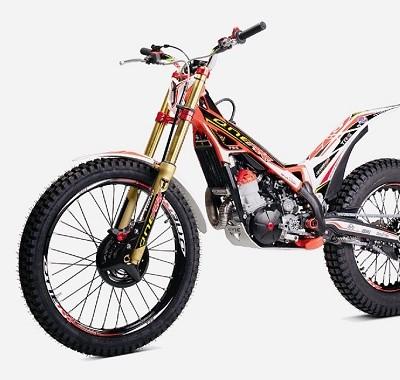 Trial-Motorräder
