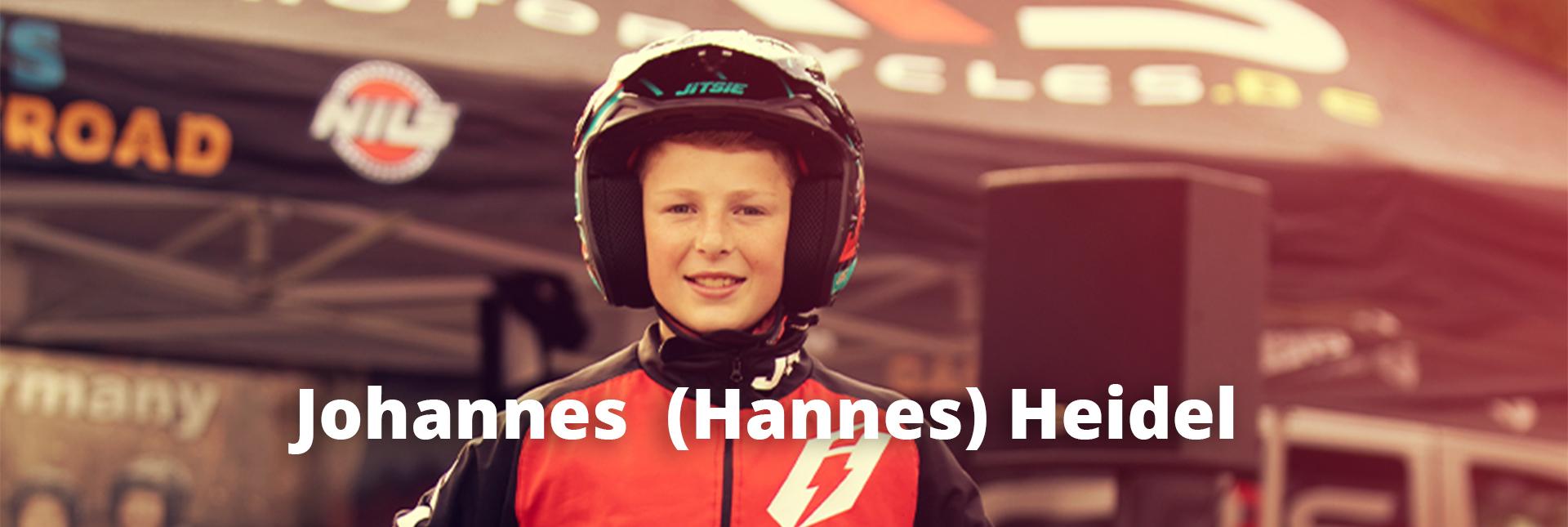 Johannes Heidel